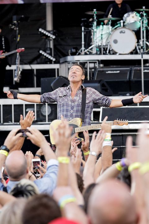 Bruce Springsteen @ Hanging Rock
