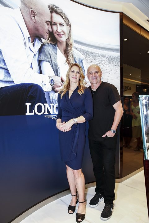 Longines Melbourne Boutique Launch