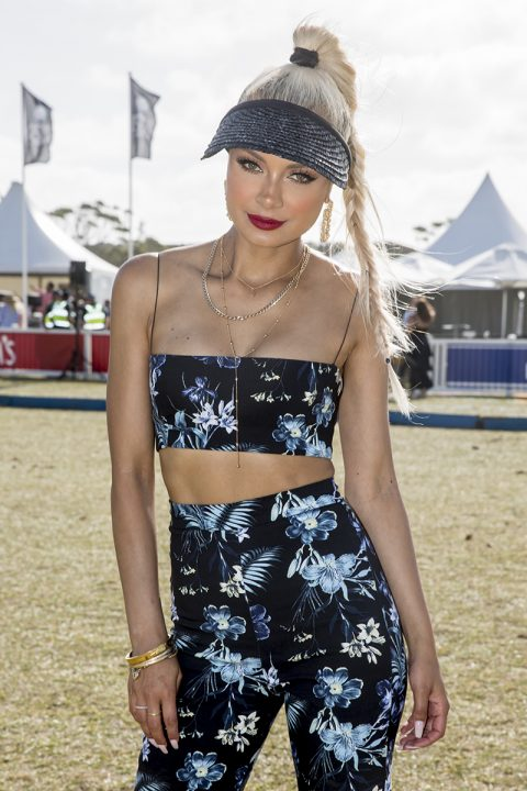 Havana Brown @ Portsea Polo