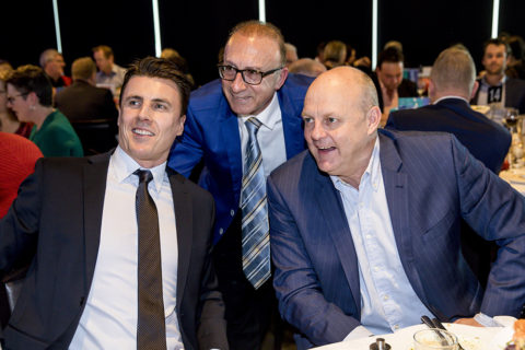 Matthew Lloyd,Elliot Goblet and Billy Brownless for Whitelion